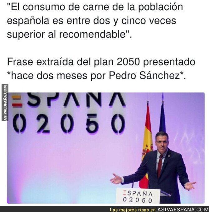 828838 - Pedro Sánchez debe pedir perdón, no solo al Sr Garzón, sino también a la sociedad española