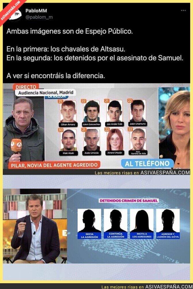830135 - El periodismo español retratado