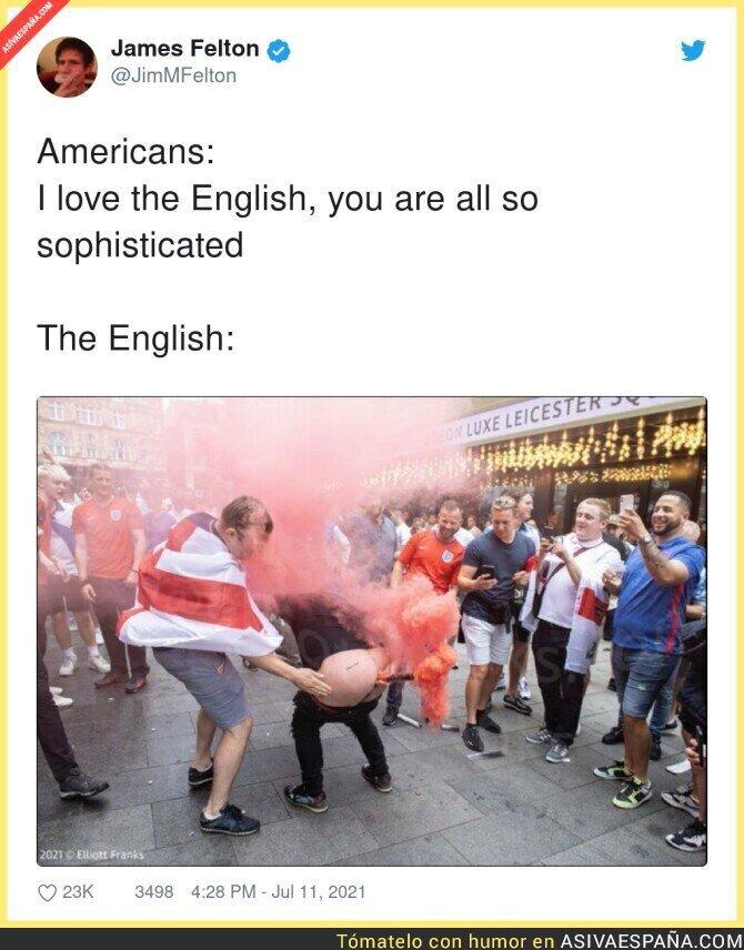 832116 - Así son los ingleses...