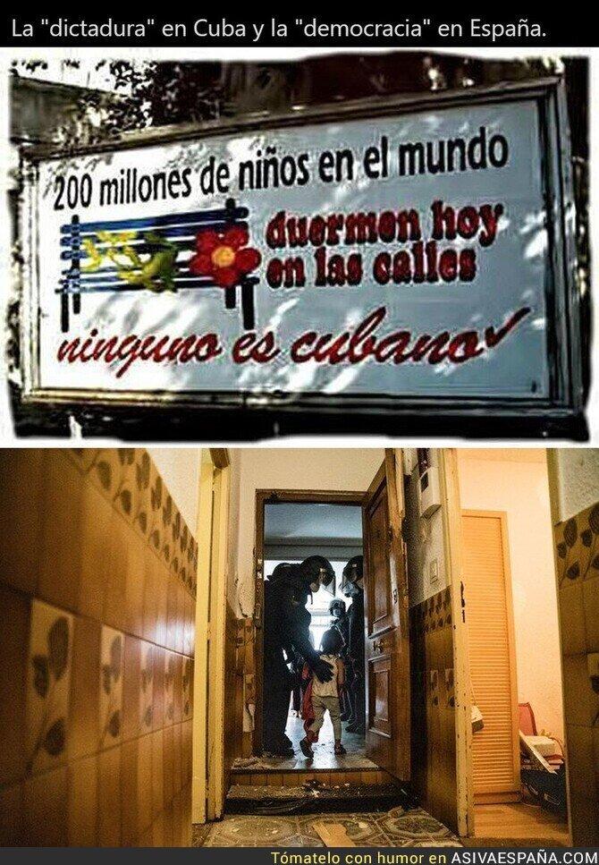 836298 - Grandes diferencias entre España y Cuba