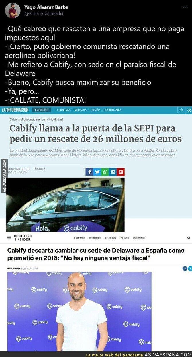 836758 - Cabify en busca del rescate español