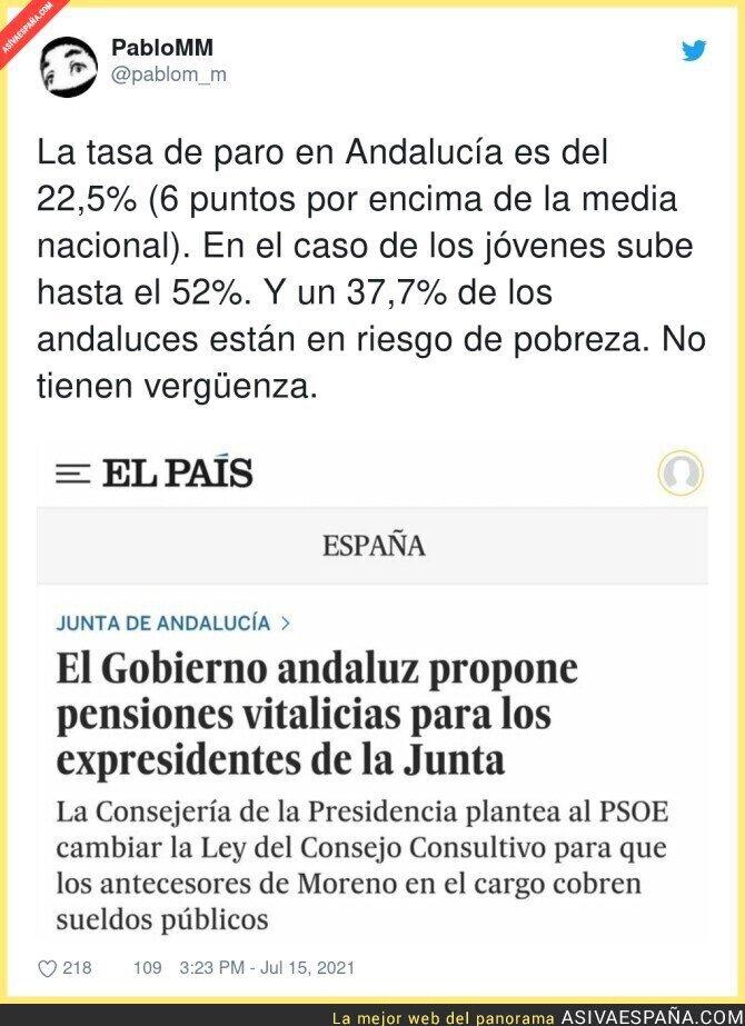 837123 - La Junta de Andalucía preocupándose de los problemas de la gente que lo necesita