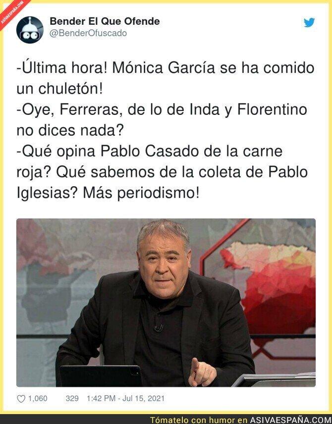 837520 - ¡Gran periodismo Ferreras!