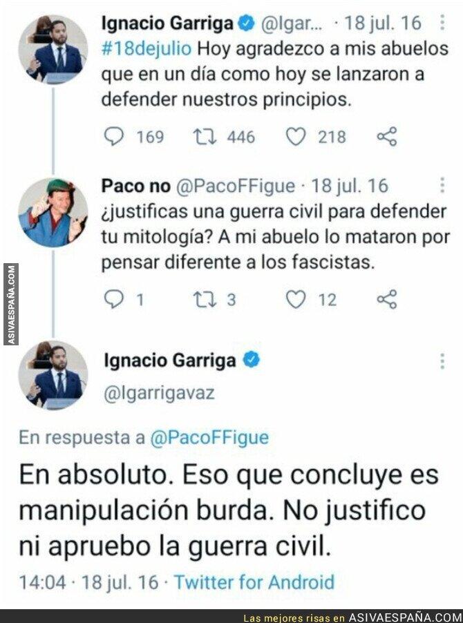 840626 - Te tienes que reír con Ignacio Garriga