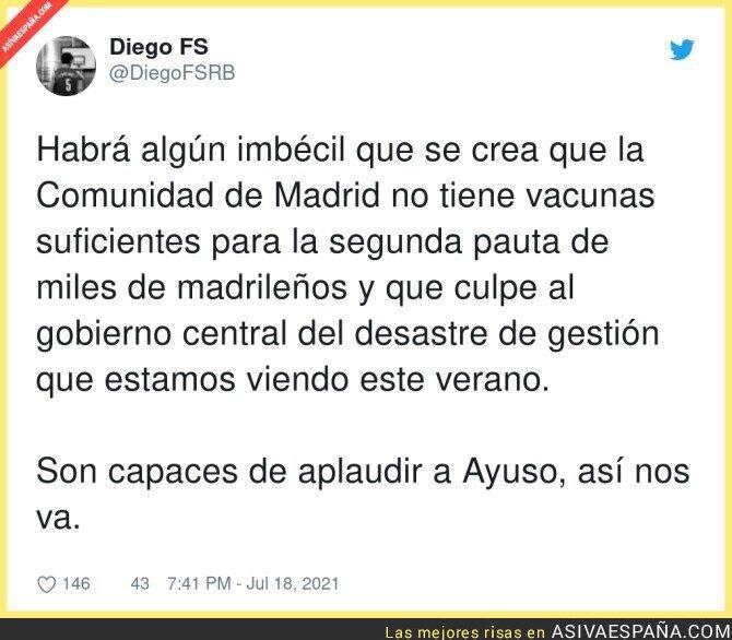 841031 - Engañan como quieren a los madrileños