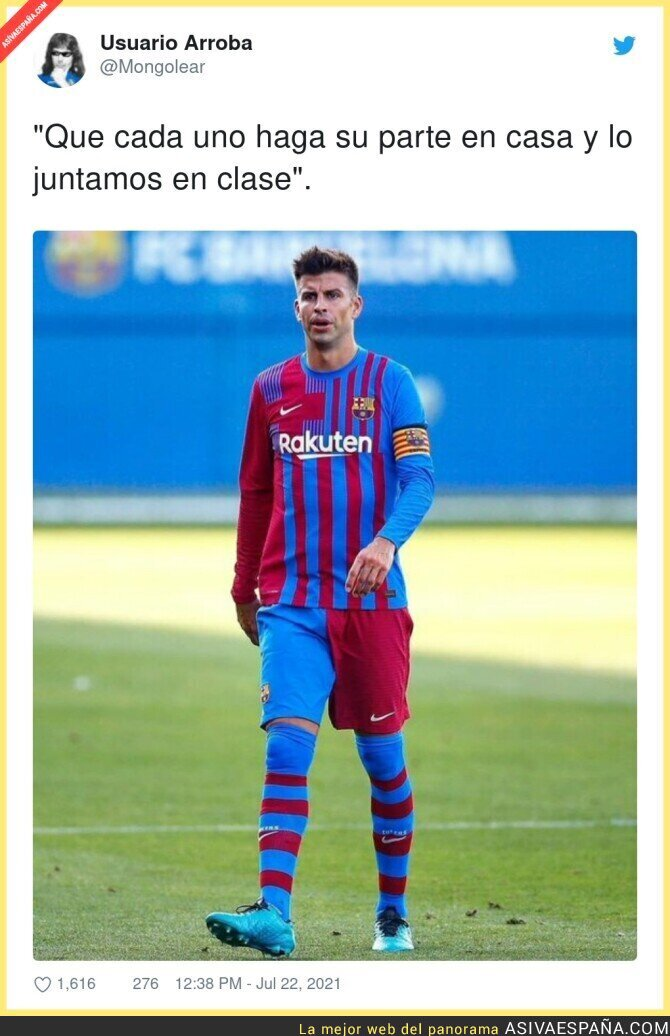 845871 - Menudo desastre del Barça