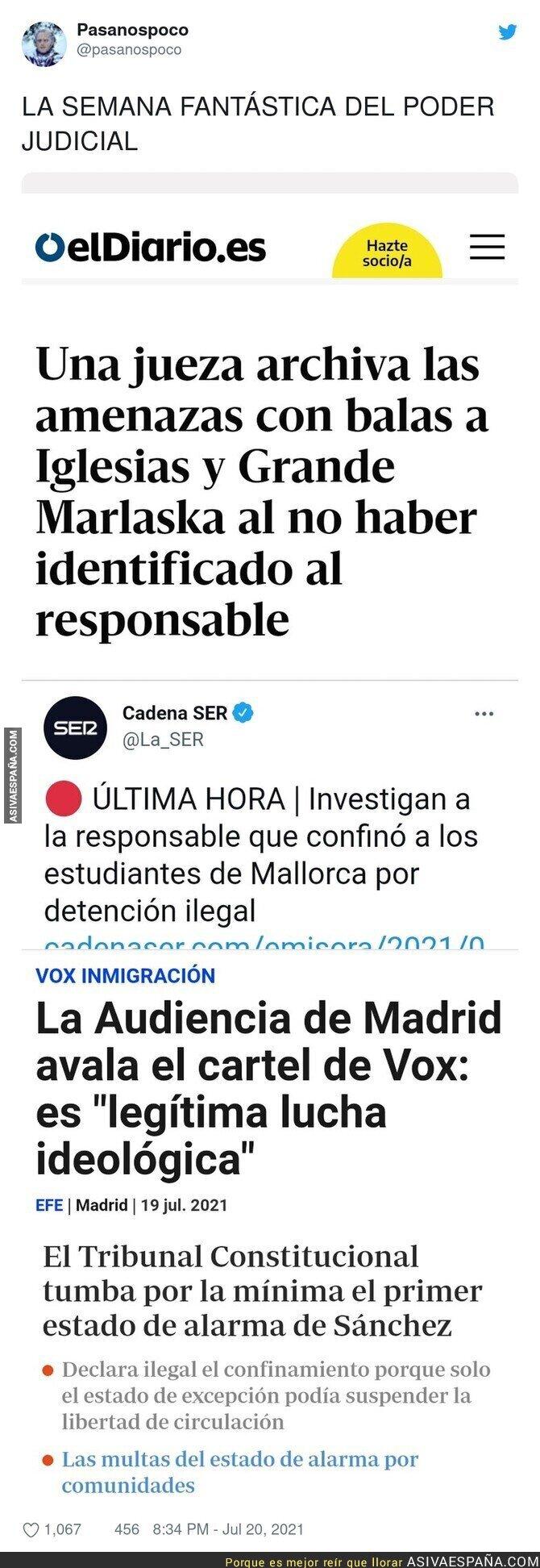 847087 - Menuda justicia hay en España