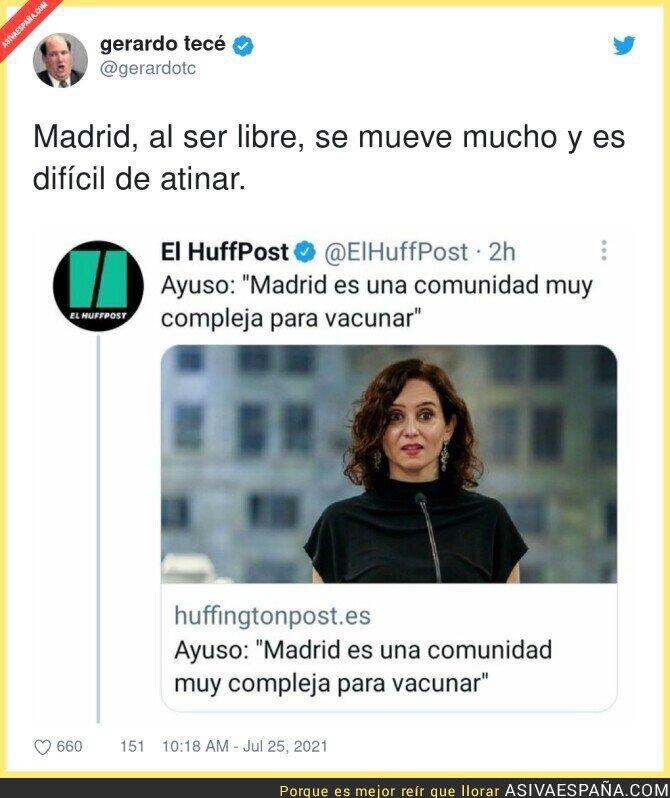 849126 - La gran complicación de Madrid