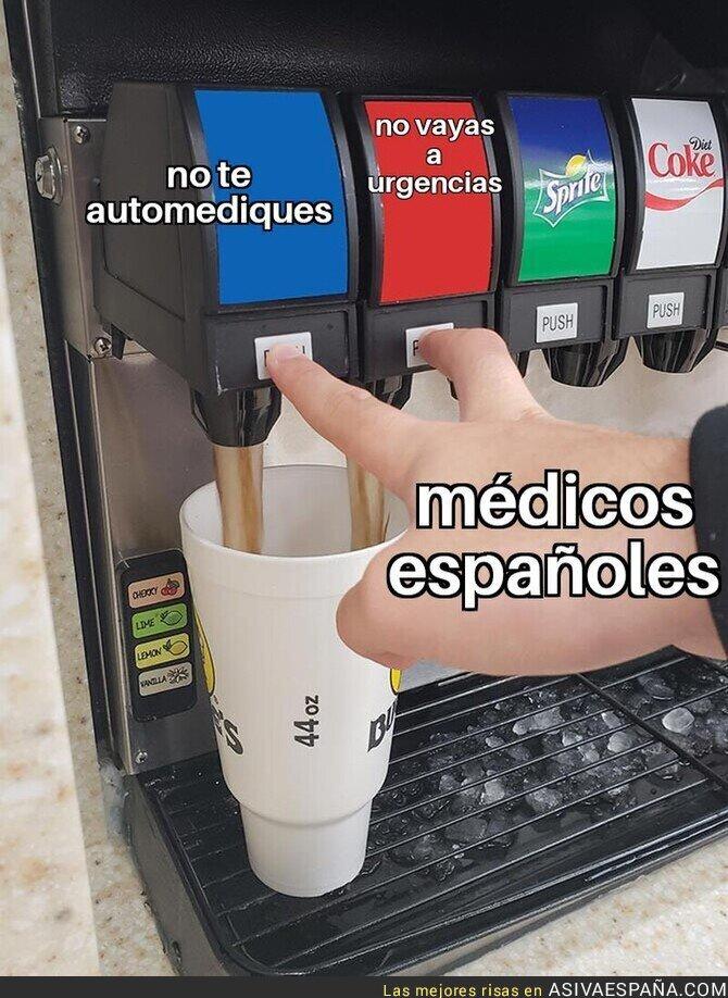 849685 - La lógica de algunos médicos