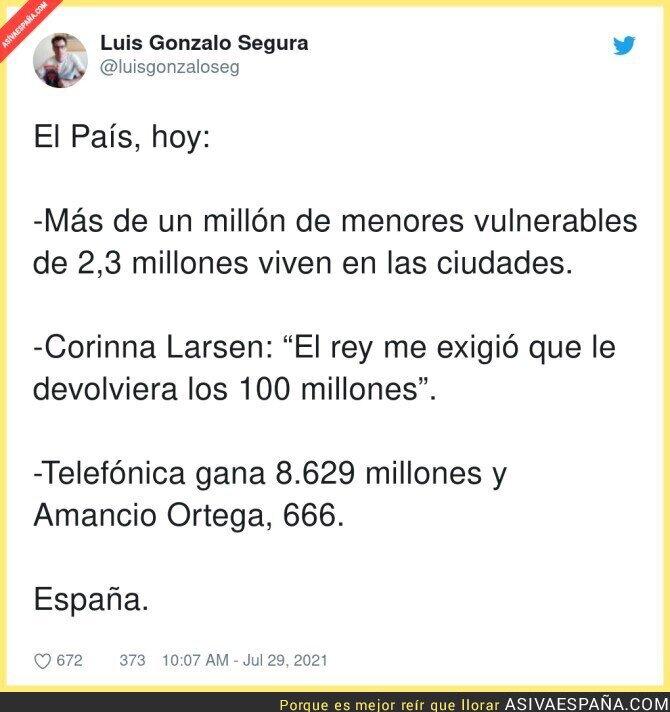 854609 - De millones va el asunto