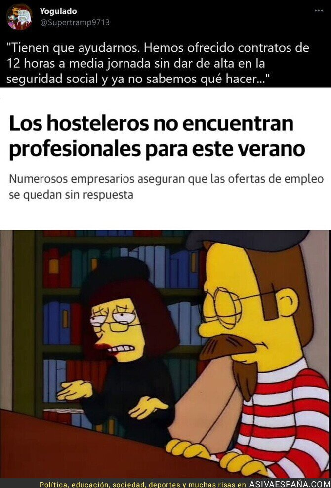 860939 - El problema de los hosteleros