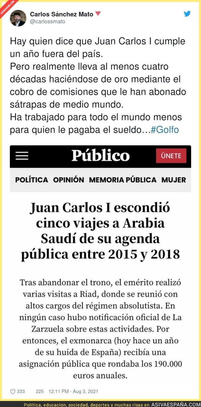 860962 - La vida oculta del Rey Juan Carlos