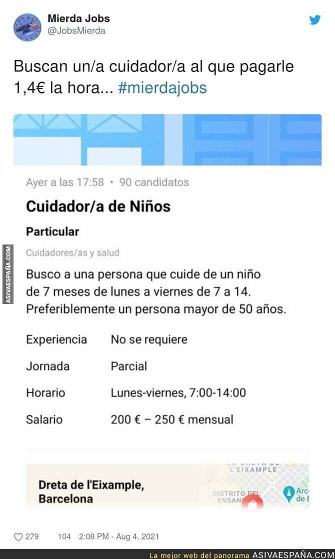 861761 - Los esclavos en España están a la orden del día