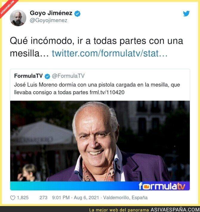 865017 - Menudas cosas atenía José Luis Moreno
