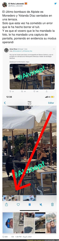 867212 - Así es como Alvise Pérez recibe los bulos que difunde por redes sociales