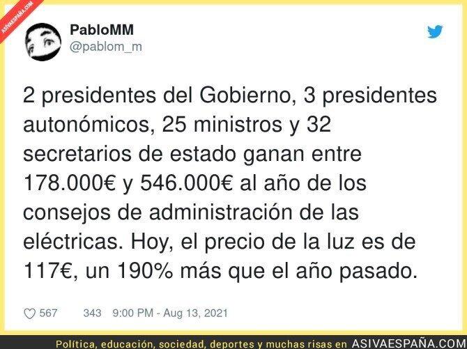 872492 - Es tremendo lo que está pasando en España