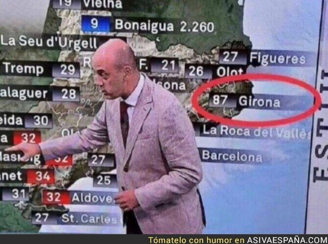 873768 - Girona está que arde