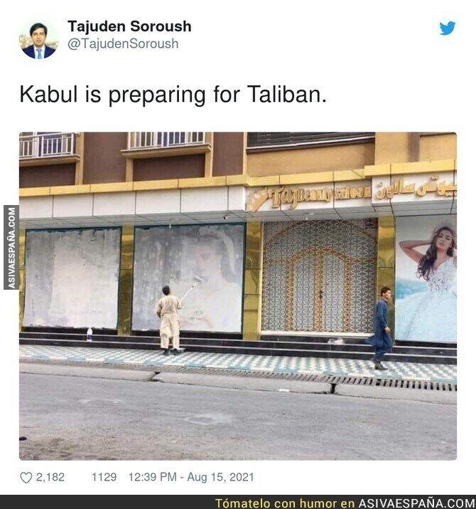 874238 - Pues esto es Kabul ahora...