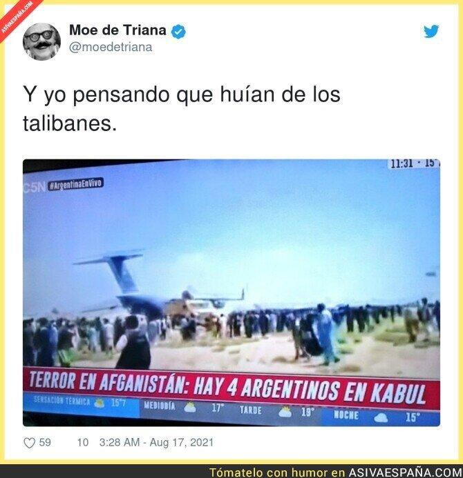 876109 - ¡Cuidado con los argentinos!