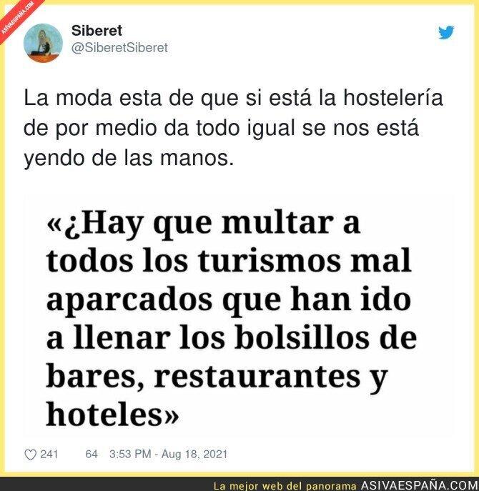877824 - ¿Debe la hostelería respetar los derechos humanos? Abro debate