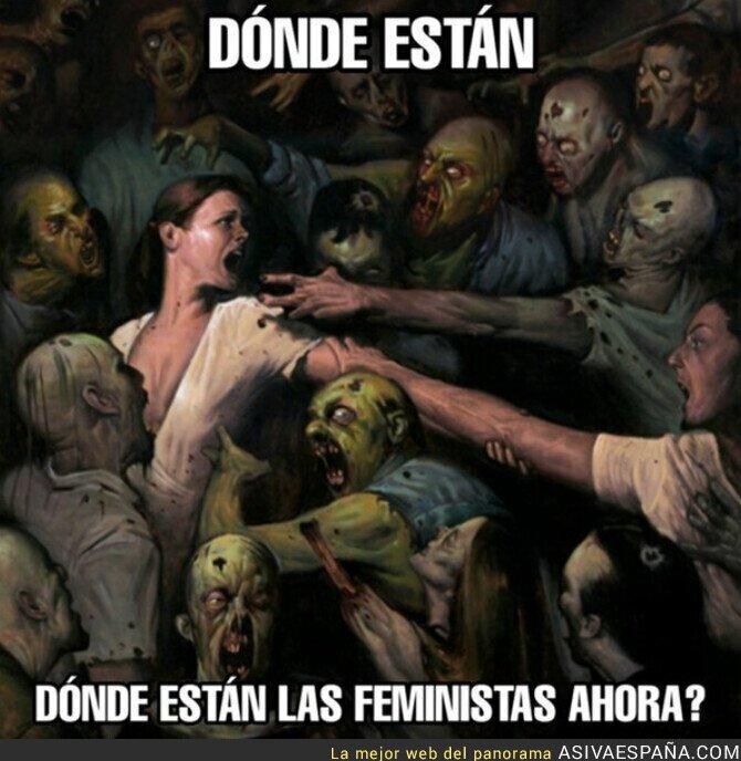 877830 - Las feministas no están cuando más las necesitas