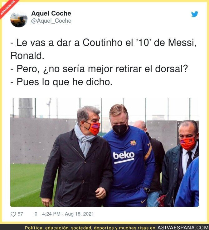 877865 - El plan del Barça