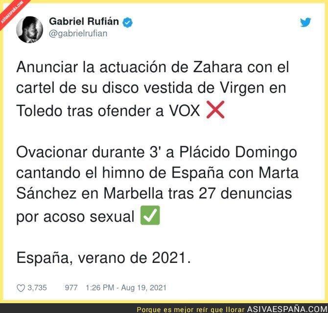 878984 - Lo que hay que aguantar en España...