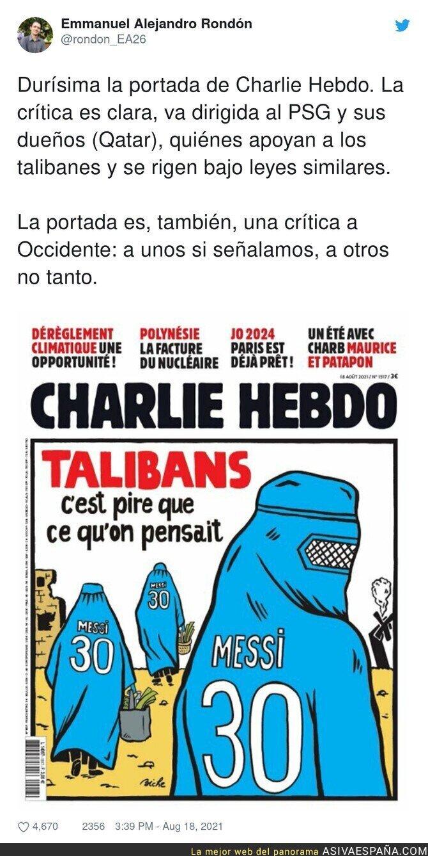 879506 - Charlie Hebdo siempre tan certero