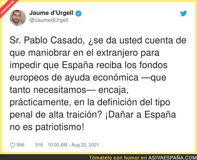 882647 - El falso patriotismo del PP