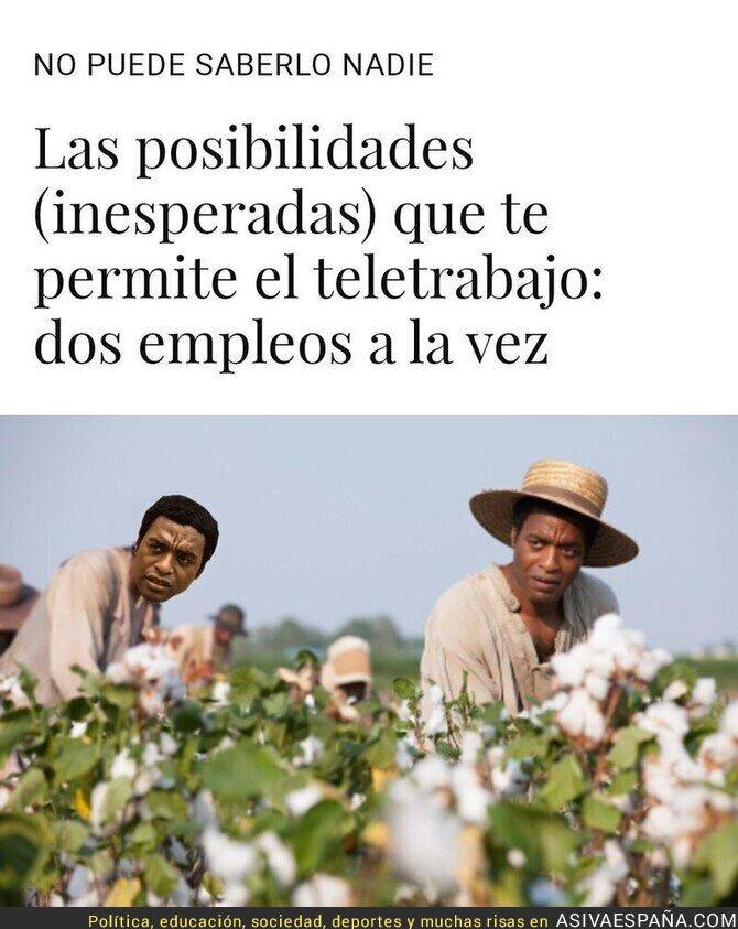 882864 - Nos ven caras de esclavos