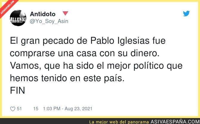 883309 - El político más decente