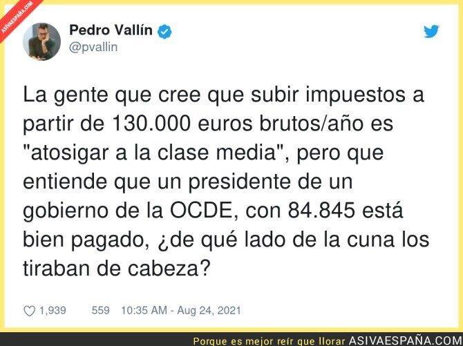 884005 - Son los mismos que justifican que Pablo Casado cobre 1.800€ de dietas pese a tener casa en Madrid