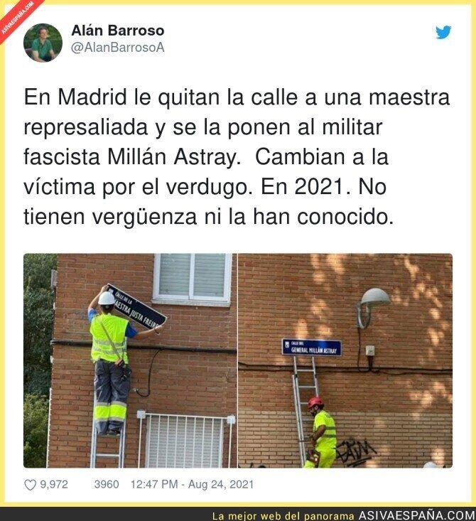 884239 - Vergüenza absoluta lo que ha pasado en Madrid...