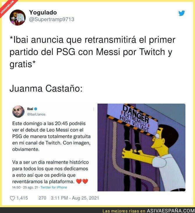 885404 - Otra mala noticia para Juanma Castaño