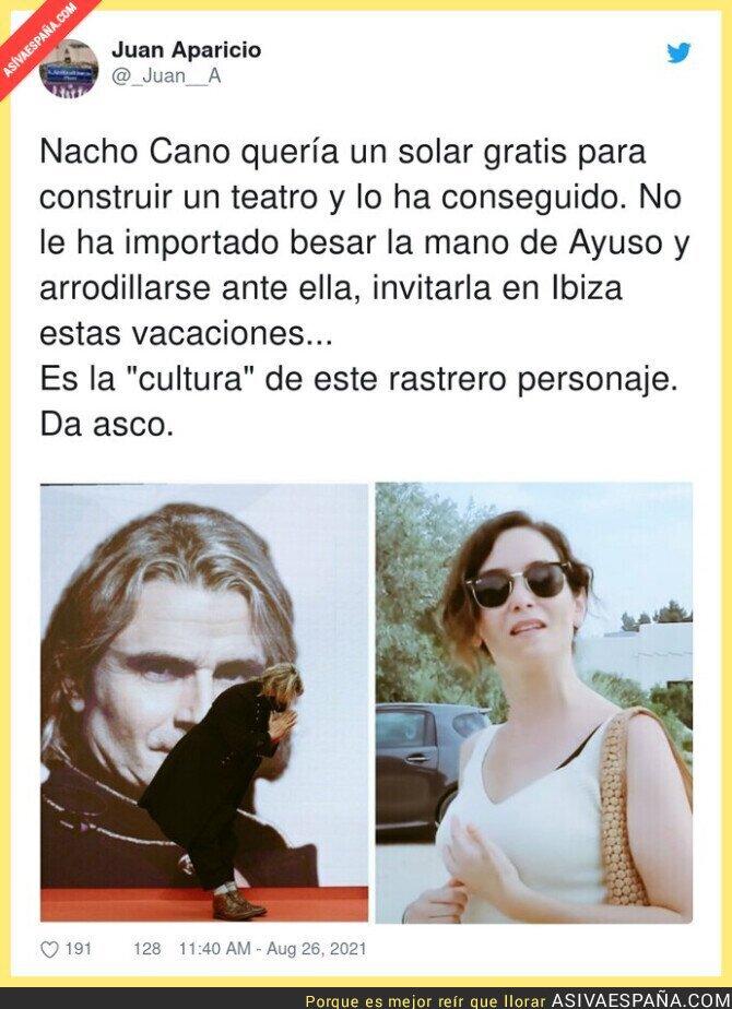 885965 - Nacho Cano ha conseguido su propósito