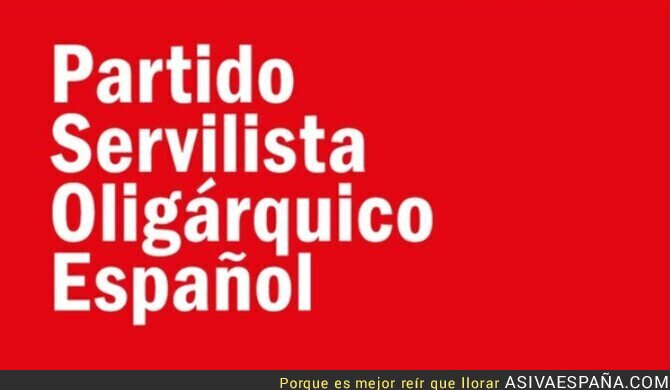 891086 - Lo que significa PSOE ahora mismo