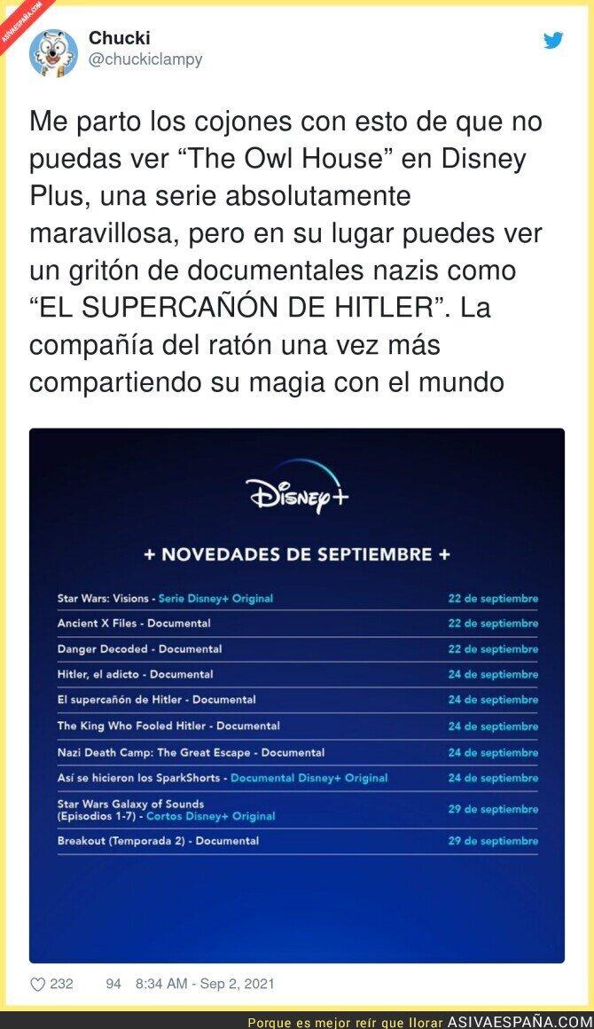 894210 - Gracias por tanto Disney+
