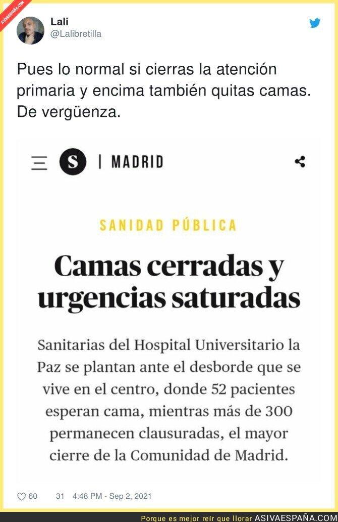 894816 - Madrid es un desastre total