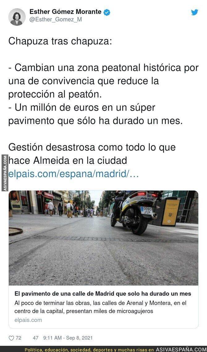 900606 - Una más en Madrid