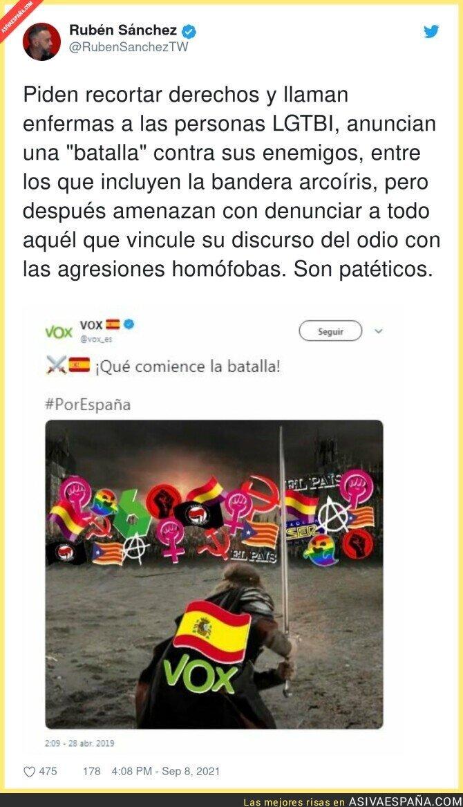 900921 - Así es VOX