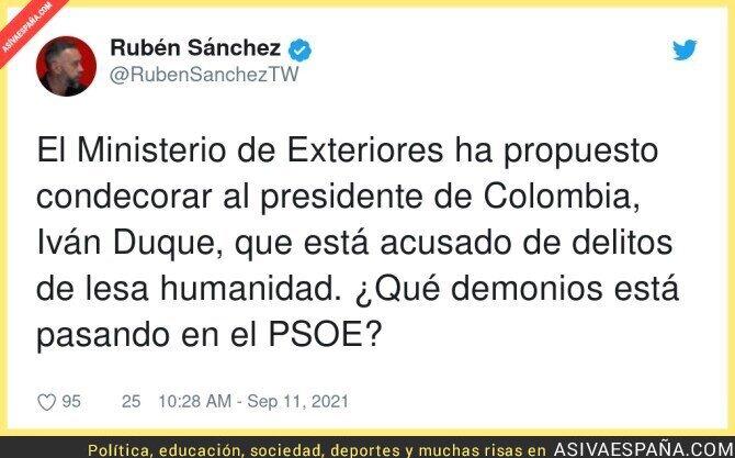 903577 - Que se van cayendo las caretas en el PSOE