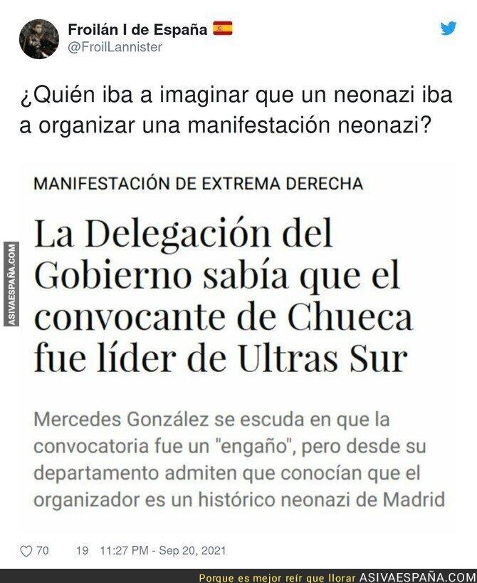 913617 - Todo bajo control en Madrid