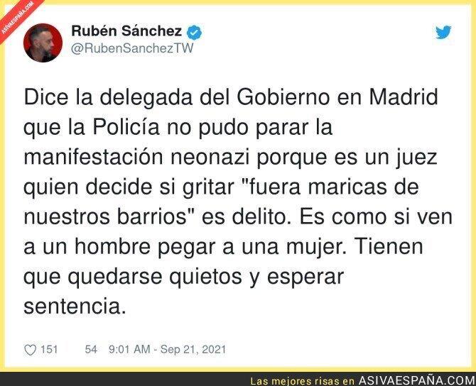 913734 - Incomprensible la justicia española