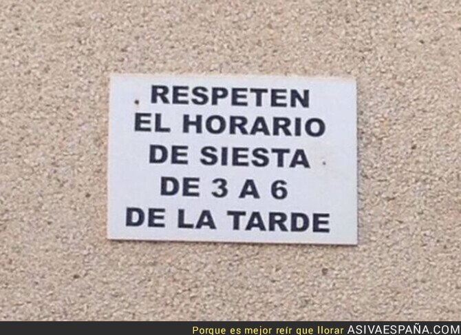 916172 - Son costumbre españolas y hay que respetarlas