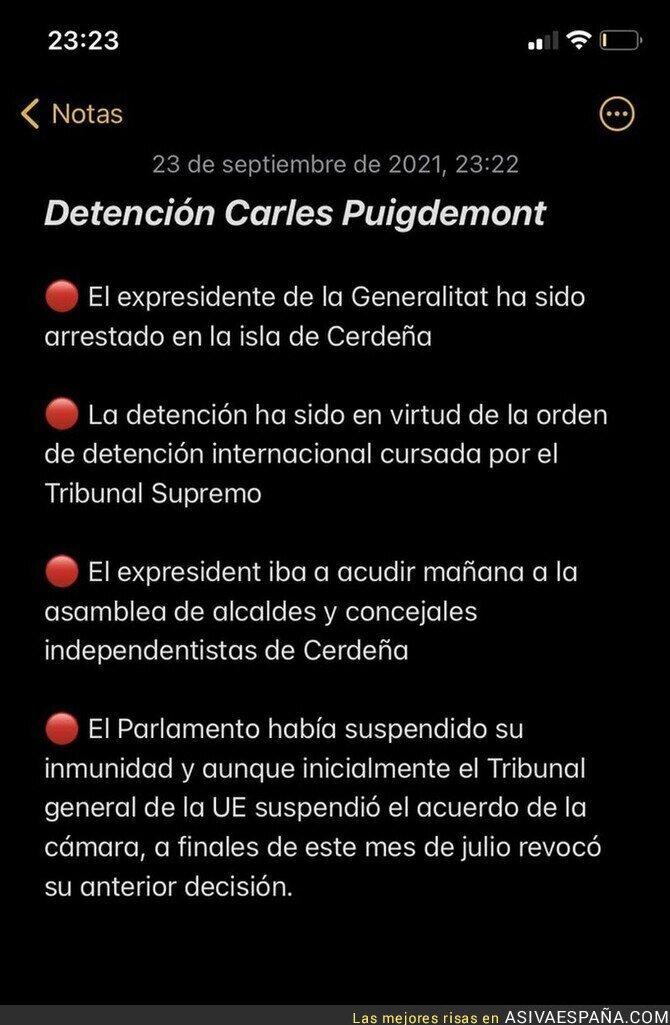 916749 - ¿Qué sabemos en este momento sobre la detención de Carles Puigdemont?, por @LaVanguardia
