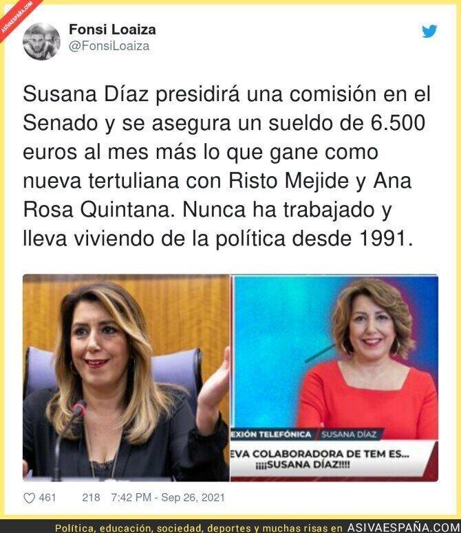 919194 - La buena vida de Susana Díaz