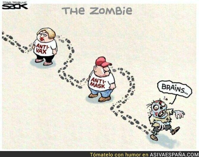 919333 - Un zombie inteligente