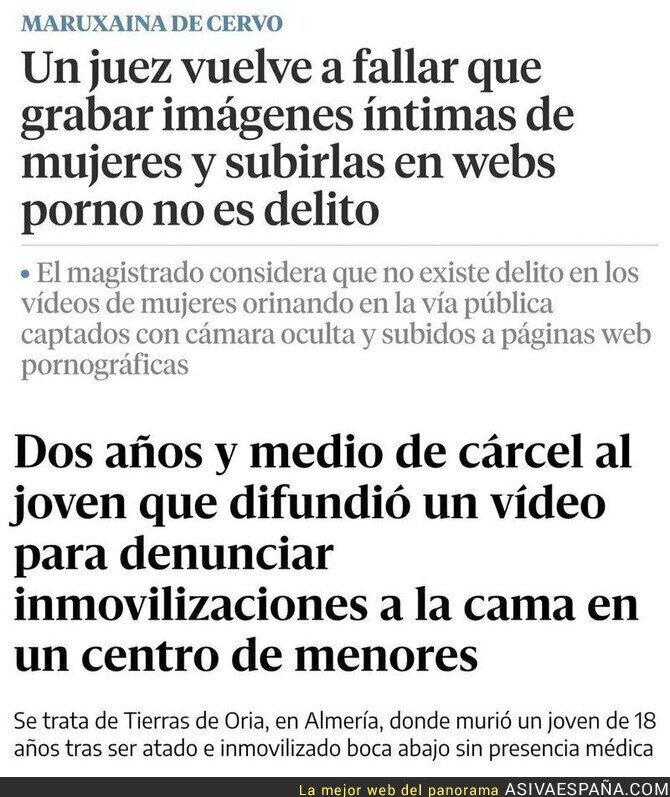 920661 - Así es la justicia en España