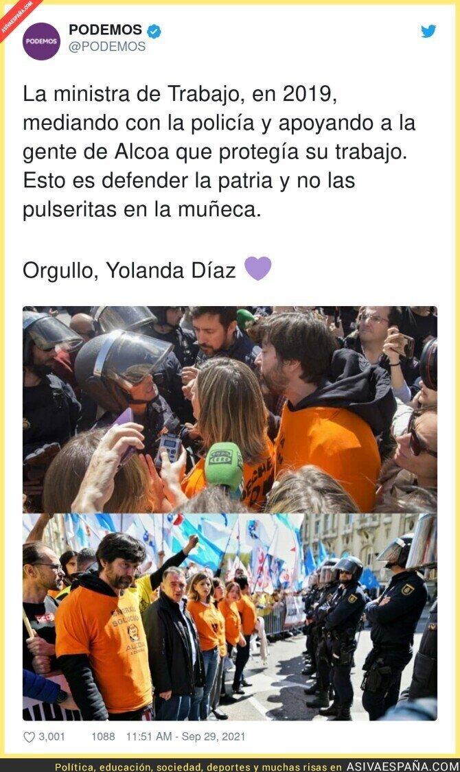 921802 - Yolanda Díaz siempre al lado del pueblo