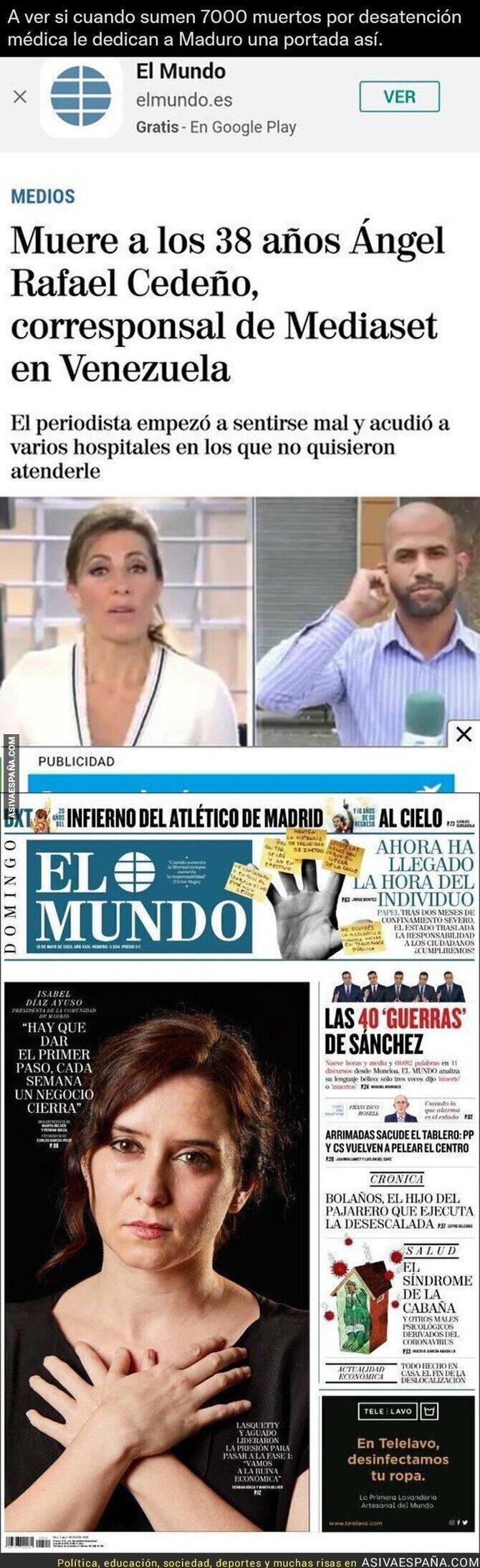 922577 - España está peor que Venezuela